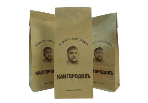 Фасовочный крафт пакет в магазине травника Кайгородова